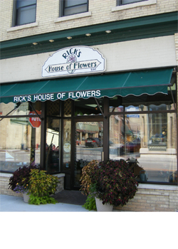 Variety of fresh flowers for delivery in Sheboygan Falls, WI 53085